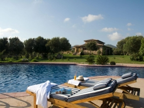 villa in Canyamel