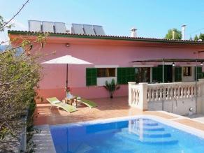 Casa Colasia in Selva für 6 Personen
