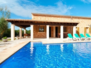 Villa in Campos
