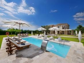 Villa in Selva